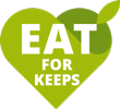 Eat For Keeps Logo